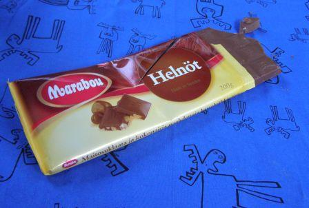Swedish chocolate