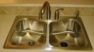 DIY sink upgrade