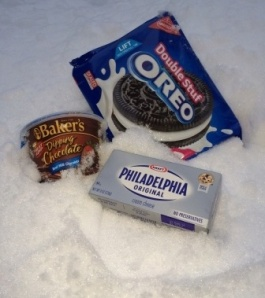 Snowstorm survival kit