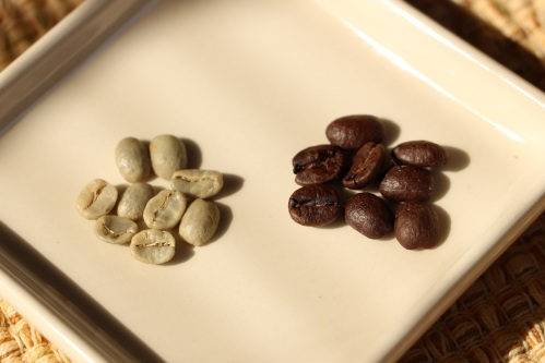 minimized beans before and after