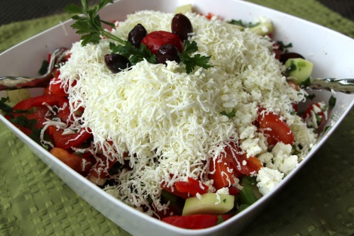 Shopska Salad minimized